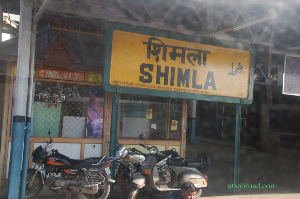 Shimla Rail Station